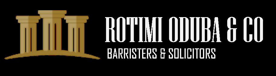 Rotimi Oduba & Co